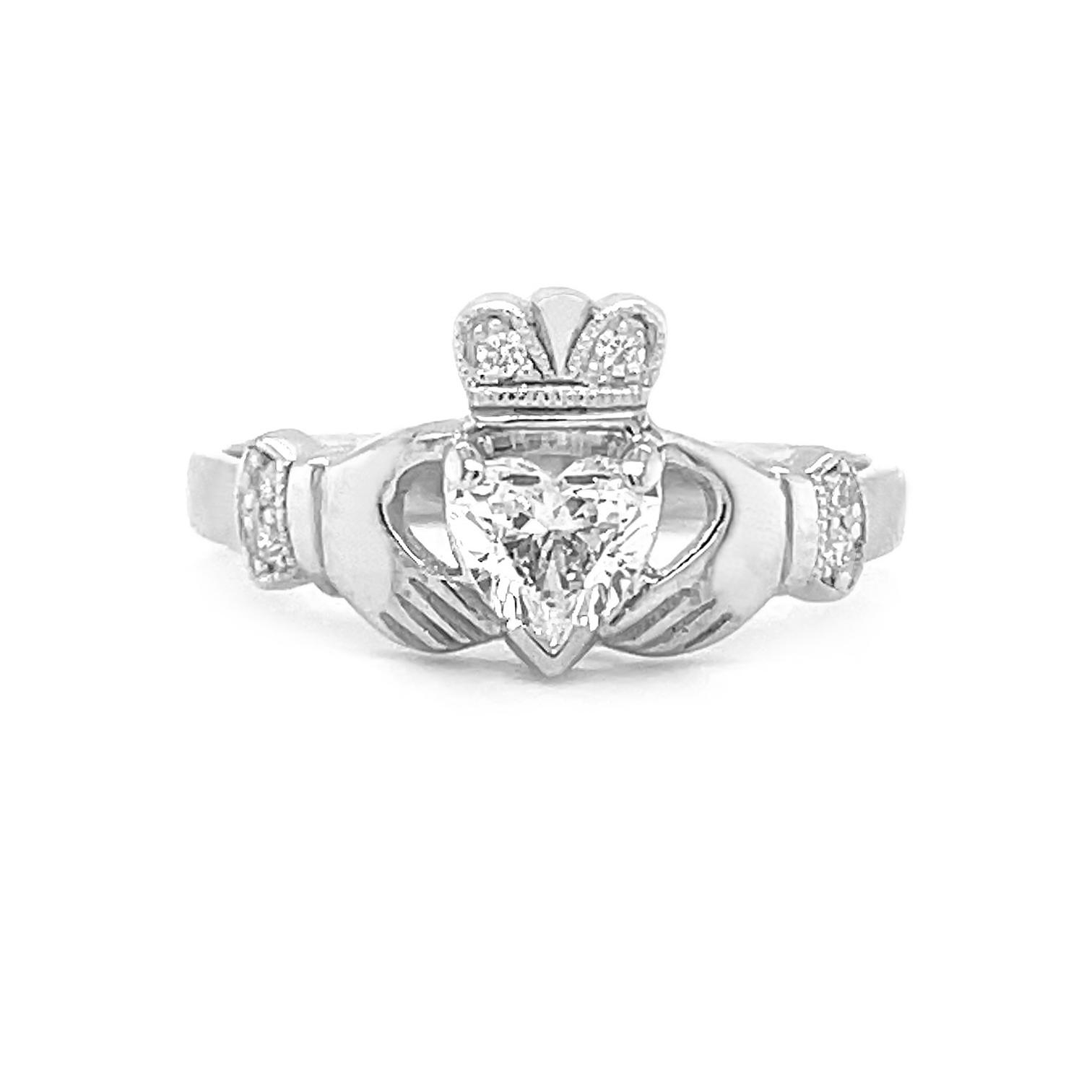 0.50cts HVS1 Diamond Ring
