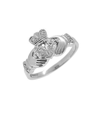 Split Heart Diamond